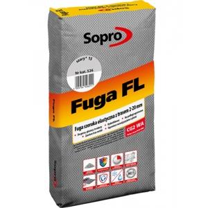 Фуга высокоэластичная Sopro FL 627-18 песочно-серая, 25кг