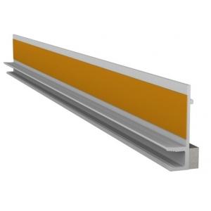 Профиль примыкающий оконный 6 мм , 2,4 м, шт.