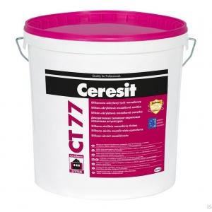 Декоративная мозаичная штукатурка Ceresit CT 77, 25кг