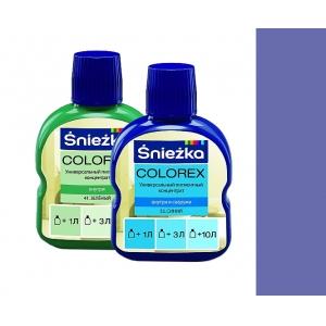 Краситель Sniezka Colorex №50 тёмно-синий, 10мл