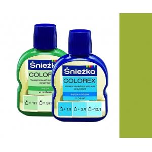Краситель Sniezka Colorex №72 оливковый, 10мл