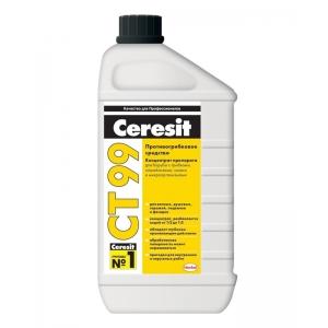 Грунтовка противогрибковая, концентрат Ceresit CT 99, 0,5л