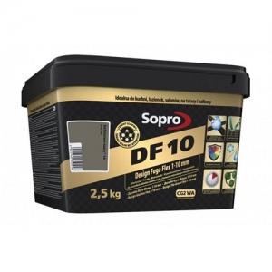 Фуга эластичная Sopro DF10 1053-15 серая, 2,5кг