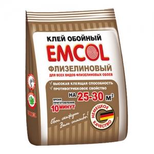 Клей обойный EMCOL флизелиновый, 0,25кг