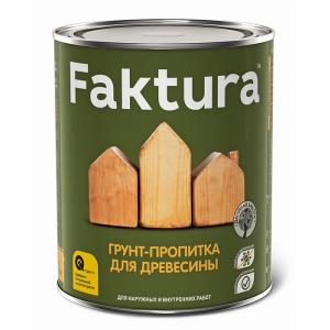 Грунт-пропитка для древесины FAKTURA, 2,5л