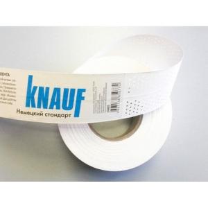 Лента бумажная Knauf Papierfugendeckstreifen, 150м