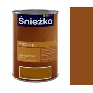 Эмаль для деревянных полов Sniezka Podloga, орех промежуточный, 2,5л