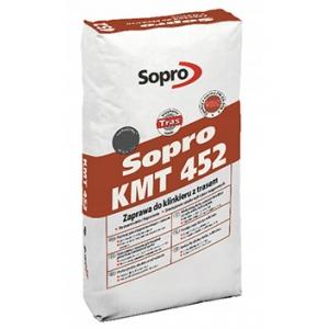 Кладочный раствор Sopro KMT 452 темно-серый, 25 кг