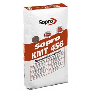 Кладочный раствор Sopro KMT 456 коричневый, 25 кг