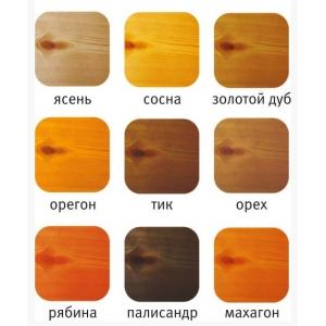 Пропитка для защиты и тонирования ТЭКОТЕКС, палисандр, 0,6кг