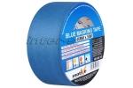 Лента малярная голубая, ПРОФ 25мм*50м
