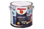 Эмаль Alpina Buntlack цветная, шелковисто-матовая, База 3, 0,7л