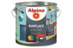 Эмаль Alpina Buntlack цветная, глянцевая, База 1, 9,5л