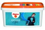 Лак для создания эффекта растрескивания Alpina Effekt Antique, 1л