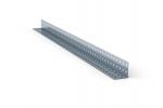 Уголок Кнауф 25*25*0,4 мм, усиленный алюминиевый, 2500 мм, шт