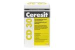 Минеральная защита от коррозии и контактная смесь Ceresit CD 30 «2 в 1», 25кг