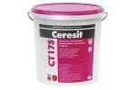 Декоративная силикатно-силиконовая штукатурка Ceresit CT 175, с зерном 2,0мм, 25кг