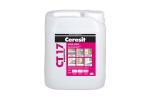 Грунтовка бесцветная, концентрат Ceresit CT 17 Super Grunt, 2л