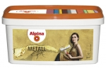 Краска декоративная Alpina Metall Effekt Gold, 1л