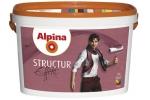 Краска структурная Alpina Structur Effekt, 10л