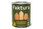 Грунт-пропитка для древесины FAKTURA, 0,7л