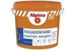 Фасадная краска Alpina EXPERT Fassadenfarbe, белая, 10л