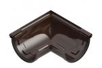 Угол универсальный, коричневый INES