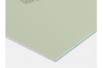 Гипсокартон Knauf влаго-огнестойкий (ГКЛВО), 2500x1200x12,5мм (3м.кв)