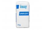 Шпаклевка гипсовая высокопрочная Knauf Унифлот, 5кг