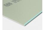 Гипсокартон Knauf потолочный, влагостойкий (ГКЛВ), 2500x1200x9,5мм (3м.кв)