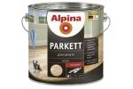 Лак для паркета Alpina Parkett, глянцевый, 5л