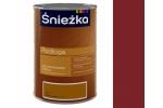 Эмаль для деревянных полов Sniezka Podloga, орех средний, 2,5л