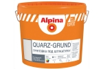Колеруемый грунт под штукатурку Alpina EXPERT Quarz-Grund, 15кг