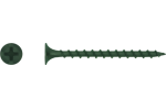 Саморез для гипсокартона FT, крупная резьба, 3,5х55, 100шт. (Koelner)