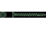 Саморез для гипсокартона FT, крупная резьба, 3,5х25, 1000шт. (Koelner)