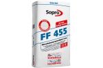 Клей для плитки эластичный белый Sopro FF (455), 25 кг