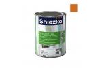 Масляно-фталевая эмаль Sniezka Supermal глянцевая оранжевая, 0,8л