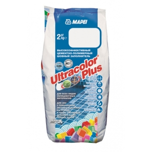 Фуга MAPEI Ultracolor Plus 111 Светло-серый, 5кг